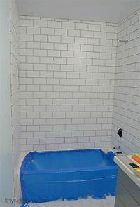 how to tile a shower wall How to Tile a Tub Surround