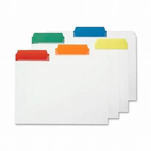smead poly file folder colored 1 3 cut tab letter size With letter labels for file folders