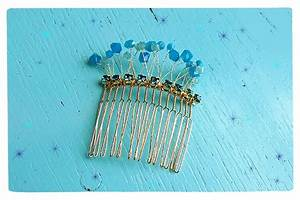 24 best Wire Wrapped Hair Combs images on Pinterest | Hair ...
