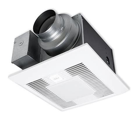 Panasonic Whisper Bathroom Fan With Light by Panasonic Review Panasonic Whisper Bathroom Fan