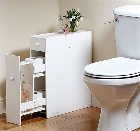 Toilet Roll Holder Cupboard by Details About Compact Bathroom Storage Cupboard Cabinet