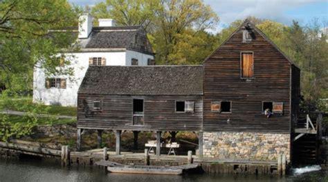 Philipsburg Manor Historic Site In Sleepy Hollow, N.y