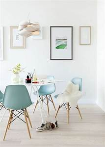 la meilleure table de salle a manger design en 42 photos With salle À manger contemporaineavec chaise en bois pour salle a manger