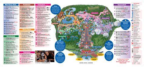 Universal Halloween Horror Nights 2014 Theme by Magic Kingdom Map Viaje Disney Orlando
