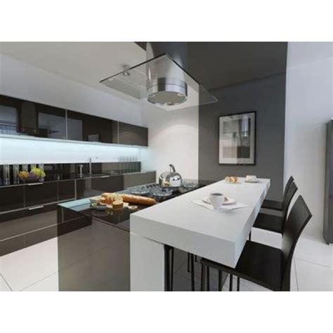 ilot de cuisine alinea hauteur de bar cuisine hauteur standard plan de travail