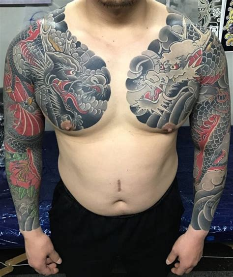 foto de 350+ Japanese Yakuza Tattoos With Meanings and History