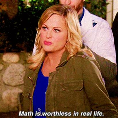 Math Leslie Knope Parks Recreation Much Feel