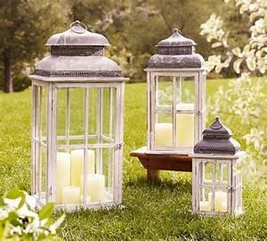 Grande Lanterne Deco : la lanterne bougie 118 id es de d coration ~ Teatrodelosmanantiales.com Idées de Décoration