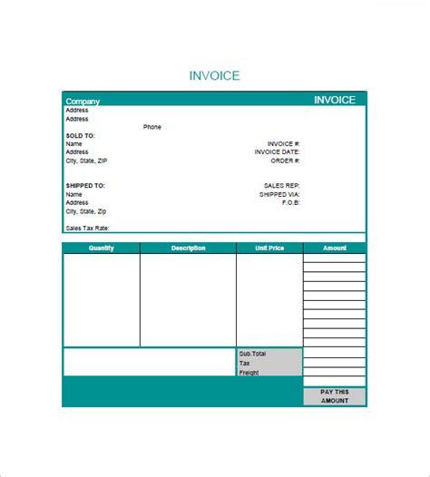 graphic design invoice template  apcc