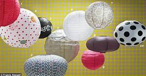 Boule Papier Luminaire : 10 suspensions des prix tr s l gers c t ~ Teatrodelosmanantiales.com Idées de Décoration