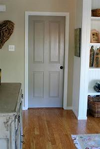 Ideas for painting interior doors best 25 painting for Interior trim and door color ideas