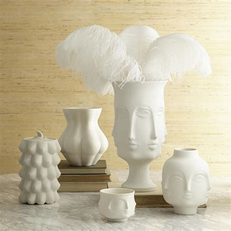 maar vase maar vase white maar by jonathan adler made