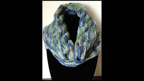 crochet bufanda infinita circular youtube