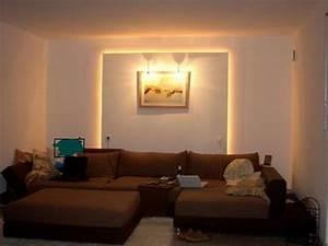 Indirekte Beleuchtung Wohnzimmer : indirektes licht wohnzimmer ~ Watch28wear.com Haus und Dekorationen