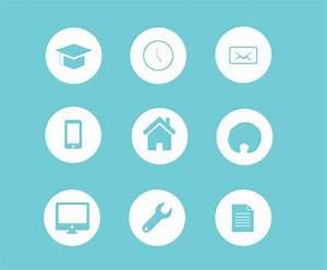 Resume Icons on Behance