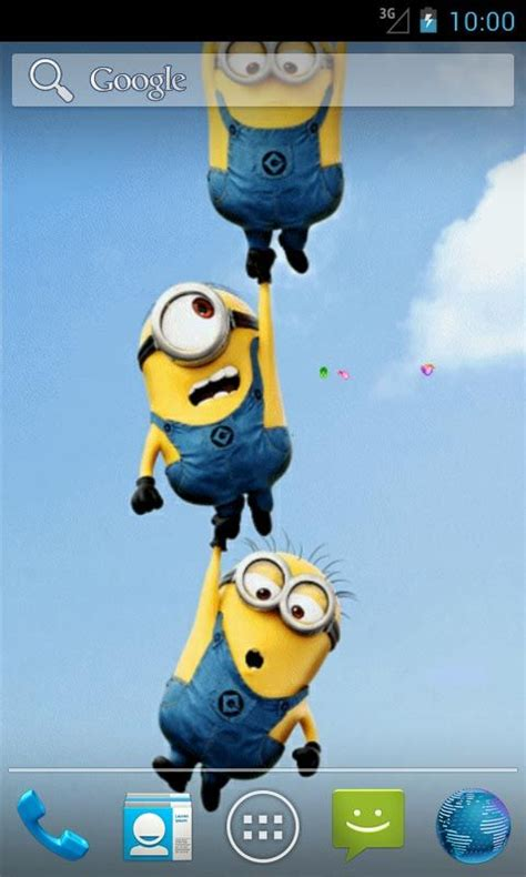 minion live wallpaper apps minions live wallpapers free app android