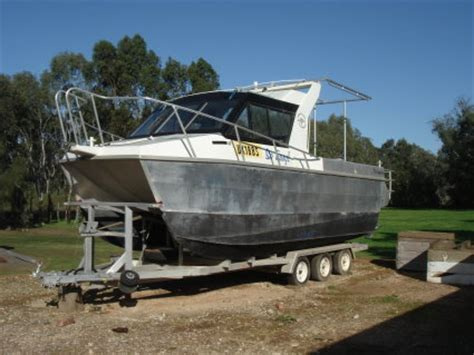 Airboat For Sale Australia by This Is Catamaran Fishing Boats For Sale Velera