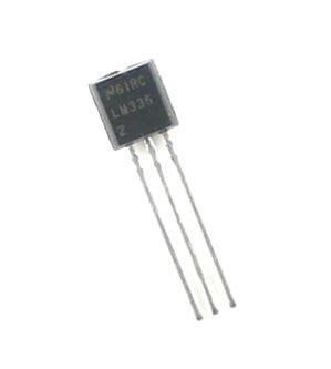 LM335 Temperature Sensor Pinout, Features, Circuit & Datasheet