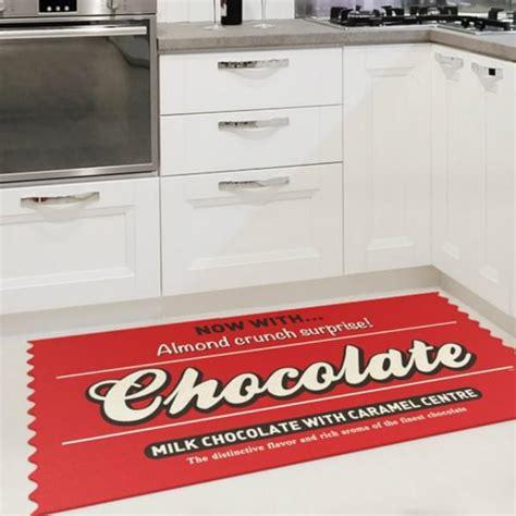 tapis cuisine tapis de cuisine chocolate cadeau maestro