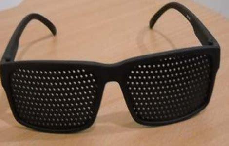 jual alat kesehatan kacamata terapi pinhole rajanya