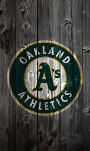 [49+] Oakland A's iPhone Wallpaper on WallpaperSafari