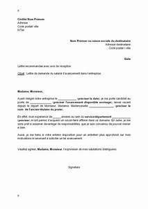 Modele De Lettre De Relance : modele lettre entreprise ~ Gottalentnigeria.com Avis de Voitures