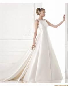 Brautkleid Vintage Schlicht : 2015 a linie schlichte elegante brautkleider aus taft mit ~ Watch28wear.com Haus und Dekorationen