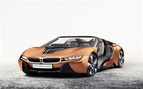 2018 Bmw I Vision Future Interaction Concept Image