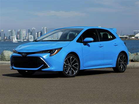 2019 Toyota Hatchback by New 2019 Toyota Corolla Hatchback Price Photos Reviews