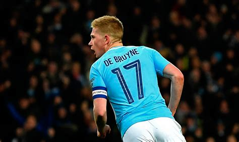 Kevin De Bruyne could leave Manchester City for UCL ban