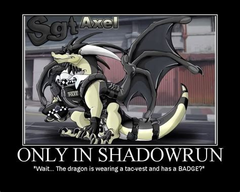 Shadowrun Memes - ok its not quite dnd but its an rpg so we ll let it slide also its my board i make the