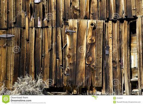barn siding  door stock image image  rust
