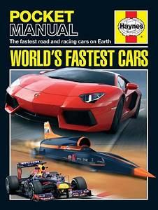 Pocket Manual  World U2019s Fastest Cars