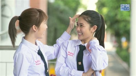 Thai Teen Drama Hormones Features Lesbian Couple Is