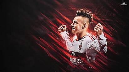 Milan Ac Football Player Wallpapers 4k Desktop
