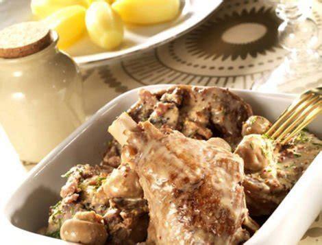 cuisiner le coq osso bucco de dinde à la moutarde recette du quotidien