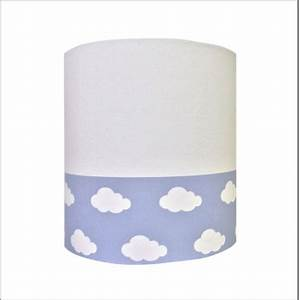 Abat Jour Nuage : abat jour sissi nuage blanc bleu haut blanc lili pouce boutique d co chambre b b enfants et ~ Teatrodelosmanantiales.com Idées de Décoration