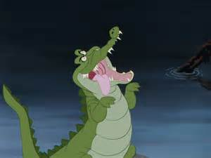 Peter Pan Crocodile