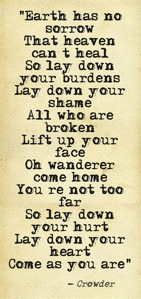 As We Lay You To Rest Quotes