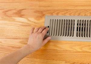 Removing Urine Odors From An Air Vent