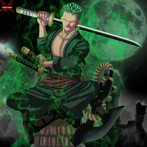 roronoa zoro hd wallpapers  wallpapersafari