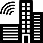 Icon Svg Automated Automatic Construction Building Civilian