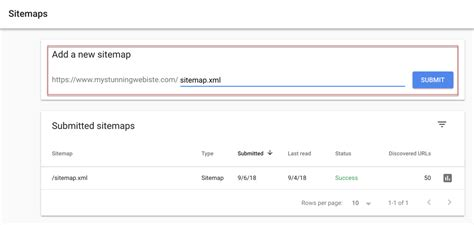 Submitting Your Sitemap Directly Google Help Center