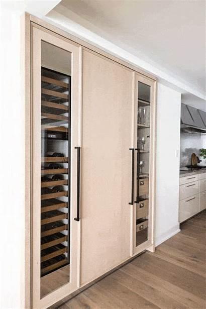 Wine Built Kitchen Column Refrigerator Fridge Chicago