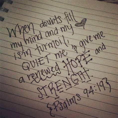 Prayer for hope and strength. Pin on Quotes