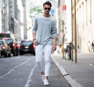 How To Wear White Jeans | The Idle Man