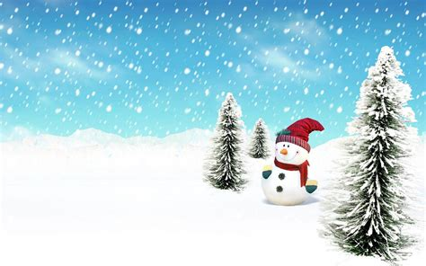 Animated Snowman Wallpaper - wallpapers snowman backgrounds