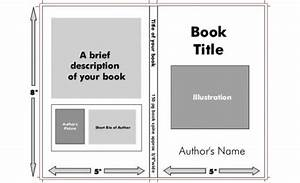 creating your book cover With design a book jacket template