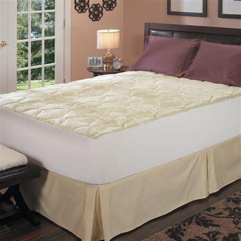 Latex Foam Core Pillow Top Queen King Calkingsize