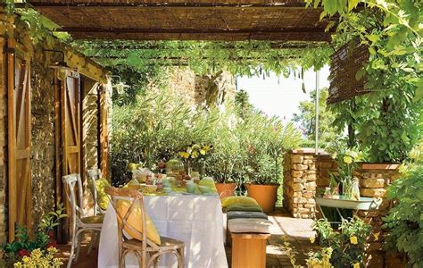 come arredare il giardino come arredare il giardino in stile country 15 idee vi